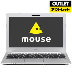 マウスコンピュータ MouseComputer 【アウトレット】 ノートPC MBN3865P19B [Win10 Pro・Celeron・13.3インチ・Office付き・SSD 240GB・メモリ8GB]
