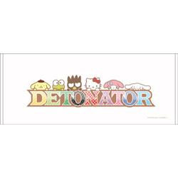 DETONATOR DeToNator(デトネーター) サンリオコラボタオル ホワイト