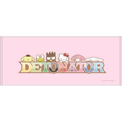DETONATOR DeToNator(デトネーター) サンリオコラボタオル ピンク