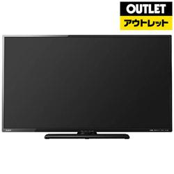 三菱 Mitsubishi Electric 【アウトレット】 液晶テレビ REAL(リアル) [40V型 /フルハイビジョン] LCD-40ML8H ブラック