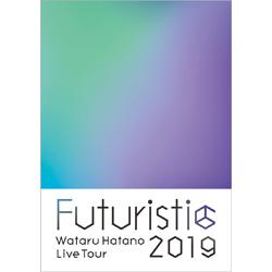【アニメガ特典対象】 羽多野渉 / Wataru Hatano LIVE Tour 2019 -Futuristic- Live BD ◆アニメガ限定特典「ライブシーンブロマイド」