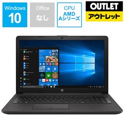 HP 15.6型ノートPC [AMD Aシリーズ /SSD 128GB /メモリ 4GB/Win10 Home・光学ドライブなし] HP 255 G7 8JT97PA-AAAN