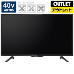 シャープ 4T-C40AH2 液晶テレビ AQUOS [40V型 /4K対応]【生産完了品】