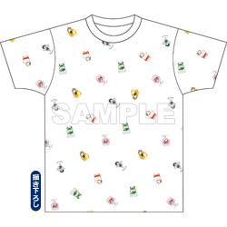 東京漫画社 【店頭併売品】 ブルースカイコンプレックス ソフトタッチビッグTシャツ