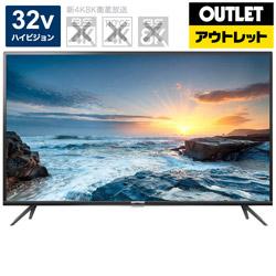 TCL(ティーシーエル) 32D400 液晶テレビ [32V型 /ハイビジョン]【生産完了品】