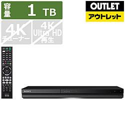 ソニー ブルーレイレコーダー BDZ-ZW1700 [1TB /2番組同時録画] 【生産完了品】