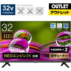 ハイセンス 液晶テレビ 32A30G [32V型 /ハイビジョン] 【外装不良品】