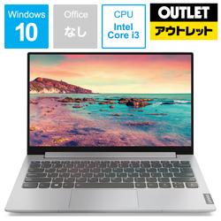 レノボジャパン ノートパソコン ideapadS340 プラチナグレー 81UM0028JP [13.3型 /intel Core i3 /SSD:256GB /メモリ:8GB /2019年10月モデル] 【生産完了品】