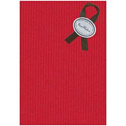 ソフマップサービス 【単品注文不可/対象商品限定】 ラッピング用紙R赤