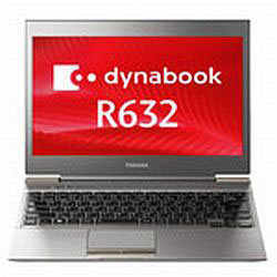 TOSHIBA dynabook R632 F (PR632FAWX4BA51)【Windows7】 ▼02/20(月)値下げ♪▼