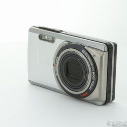 [Used] μ7020 (1200 million pixels / 7 times zoom / Silver)