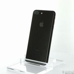 Domestic version SIM-free iPhone 7 Plus 256GB Jet Black