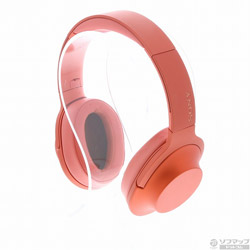 h.ear on 2 MDR-H600A (R) Twilight Red