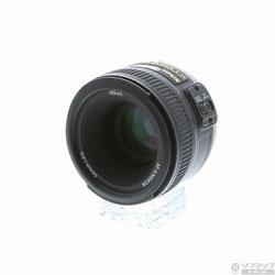 Nikon AF-S NIKKOR 50mm F1.8G (lens)