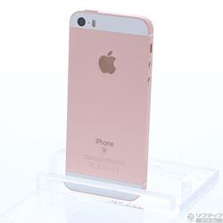 Domestic version SIM-free iPhone SE 32GB Rose Gold