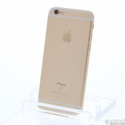 iPhone6s 16GB Gold MKQL2J / A SoftBank unlocked SIM free