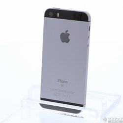 国内版无SIM卡的iPhone 64GB SE(SGY)灰色空间
