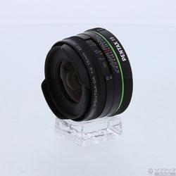 PENTAX DA15毫米F4 ED AL有限公司(鏡頭)