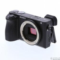 α6500 body (ILCE-6500) (lens sold separately)