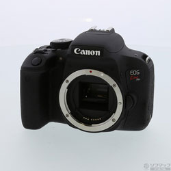 EOS Kiss X9i (W) body (24.2 million pixels / SDXC) (lens sold separately)