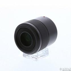 LUMIX G MACRO 30mm / F2.8 ASPH./MEGA OIS (H-HS030) (lens)
