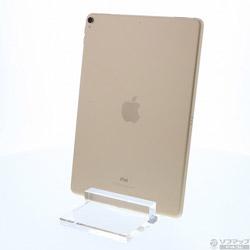 アップル 〔中古〕 iPad Pro(第2世代) 10.5インチ Wi-Fi 512GB ゴールド MPGK2J/A