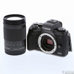 EOS M5 EF-M 18-150 IS STM lens kit BK (2420 million pixels / SDXC)