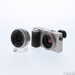 [Used] α6000 power zoom lens kit S (ILCE-6000L)
