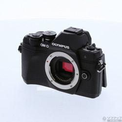 [Used] OM-D E-M10 Mark III body (black) (lens sold separately)
