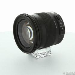 〔中古〕 SIGMA C 17-70mm F2.8-4 DC MACRO OS HSM (Nikon用)(レンズ)