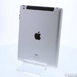 アップル 〔中古〕 iPad(第4世代) Wi-Fi + Cellular 32GB ホワイト MD526J/A SoftBank(ソフトバンク)
