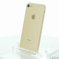 [Used] iPhone 7 128GB Gold MNCM2J / A docomo (NTT DoCoMo) [SIM Unlocked]