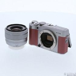 [Used] FUJIFILM X-A5 Lens Kit P