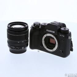 [Used] FUJIFILM X-T2 Lens Kit (FX-T2LK-B) Black