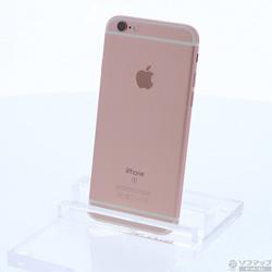 [Used] iPhone 6s 64GB Rose Gold MKQR2J / A docomo (NTT DoCoMo) [SIM Unlocked]