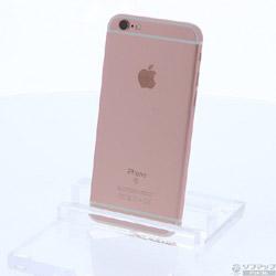 [Used] iPhone 6s 64GB Rose Gold MKQR2J / A SoftBank (SoftBank) [SIM Unlocked]