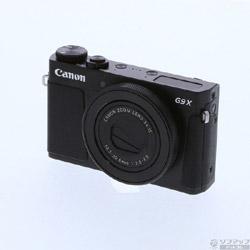 [Used] PowerShot G9 X MarkII black (20.1 million pixels / 3 times)