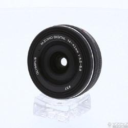 〔中古〕 M.ZUIKO DIGITAL 14-42mm F3.5-5.6 EZ (レンズ/ブラック)