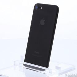 [Used] iPhone 7 128GB black MNCK2J / A au [SIM Unlocked]