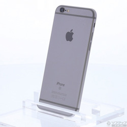 [使用] iPhone 6S 16GB空間灰色MKQJ2J / A DoCoMo公司(NTT DoCoMo公司)[SIM鎖定]