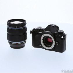[使用] OM-d E-M5 MarkII的12-40mm镜头套