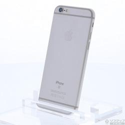 [Used] iPhone 6s 64GB Silver MKQP2J / A SoftBank (SoftBank) [SIM Unlocked]