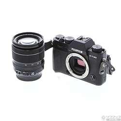 [使用] FUJIFILM X-T20镜头套黑