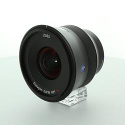 [Used] Carl Zeiss Batis 18mm F2.8 (for SONY E / full-size corresponding)