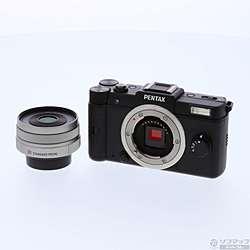 [Used] PENTAX Q Lens Kit (12.4 million pixels / black / SDXC)