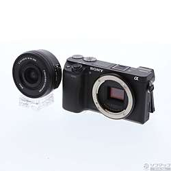 [Used] α6300L power zoom lens kit (ILCE-6300L)