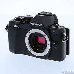 [Used] OM-D E-M10 MarkⅡ body (black)