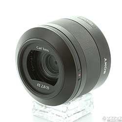 [Used] Sonnar T * E 35mm F2.8 ZA (SEL35F28Z) (E lens)