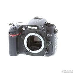 〔中古〕 Nikon D7000 (1620万画素/SDXC)