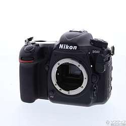 〔中古〕 Nikon D500 ボディ (2088万画素)